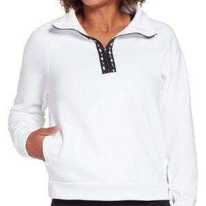 Nike women's all time half zip